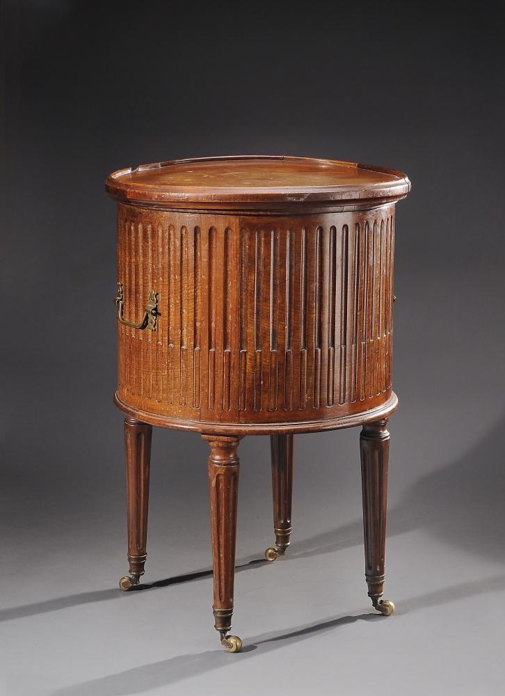 Jardini re tambour louis xvi cannabas antiquaire for Antiquaire lille meuble