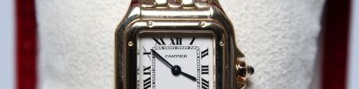 Montre CARTIER Phanthère Or